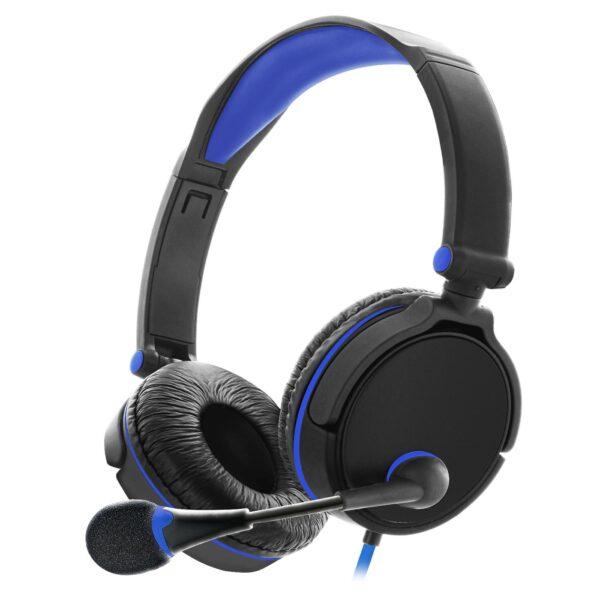 Sentry Industries GX50: Gaming Headset In Blue