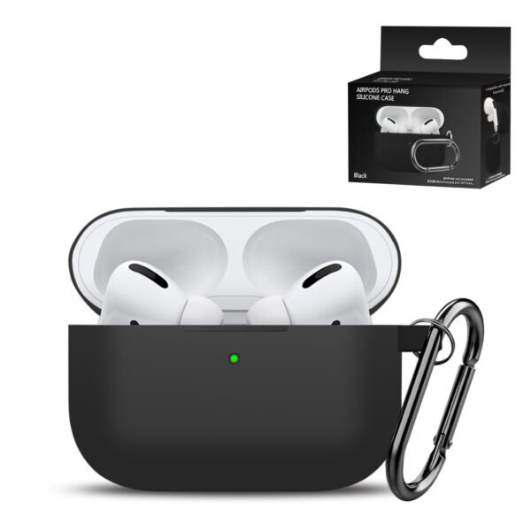 High Quality Airpods Pro Case In Black