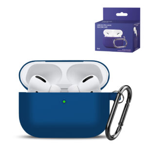 High Quality Airpods Pro Case In Navy
