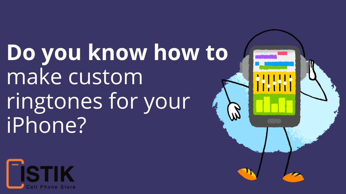 Do you know how to make custom ringtones for your iPhone?