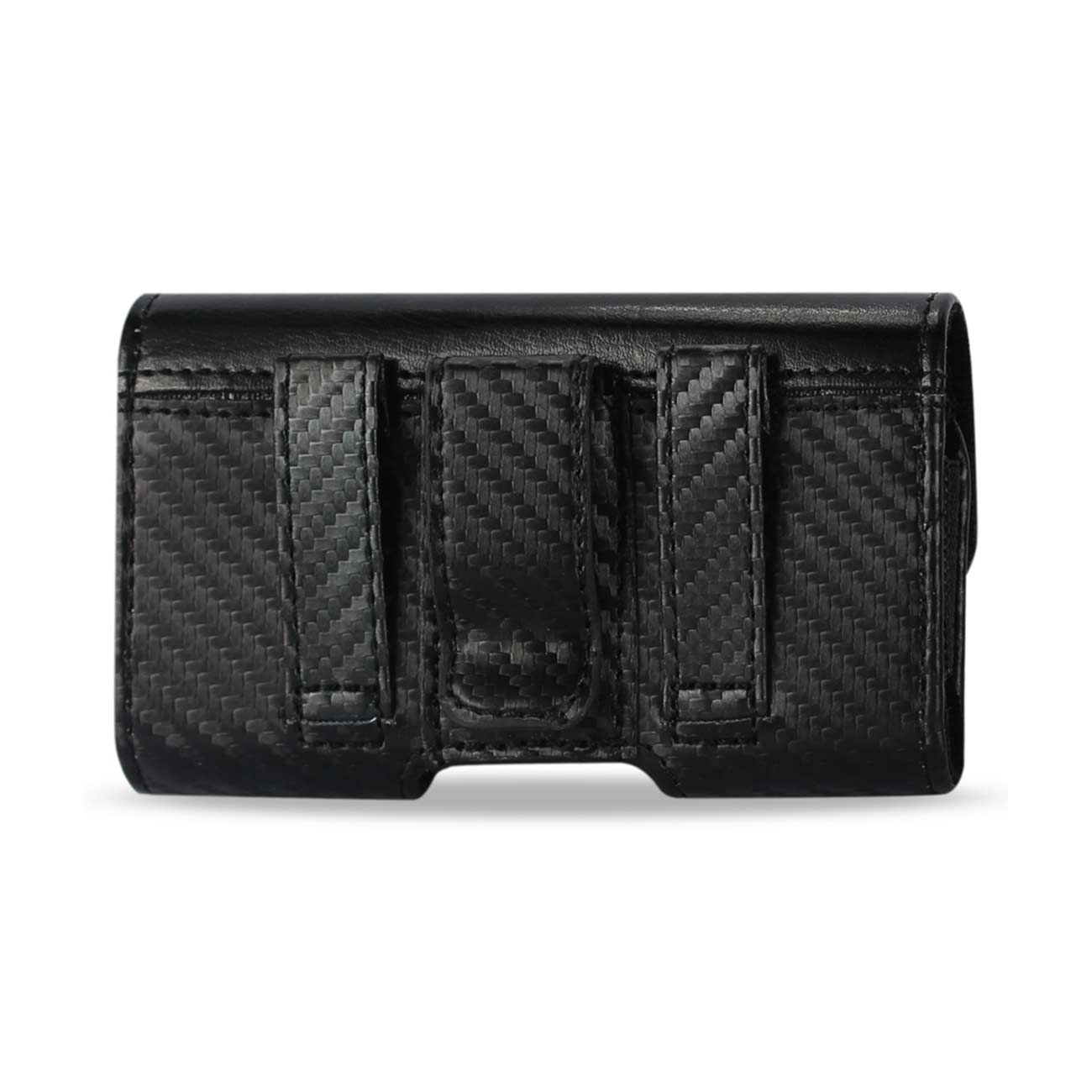 HORIZONTAL Z LID POUCH MAT PATTERN WITH ELASTIC SIDES IPHONE4 IN BLACK (4.72X2.56X0.59 INCHES PLUS)  ORIGINAL NAEM:HP121B-IPHONE4PLBK