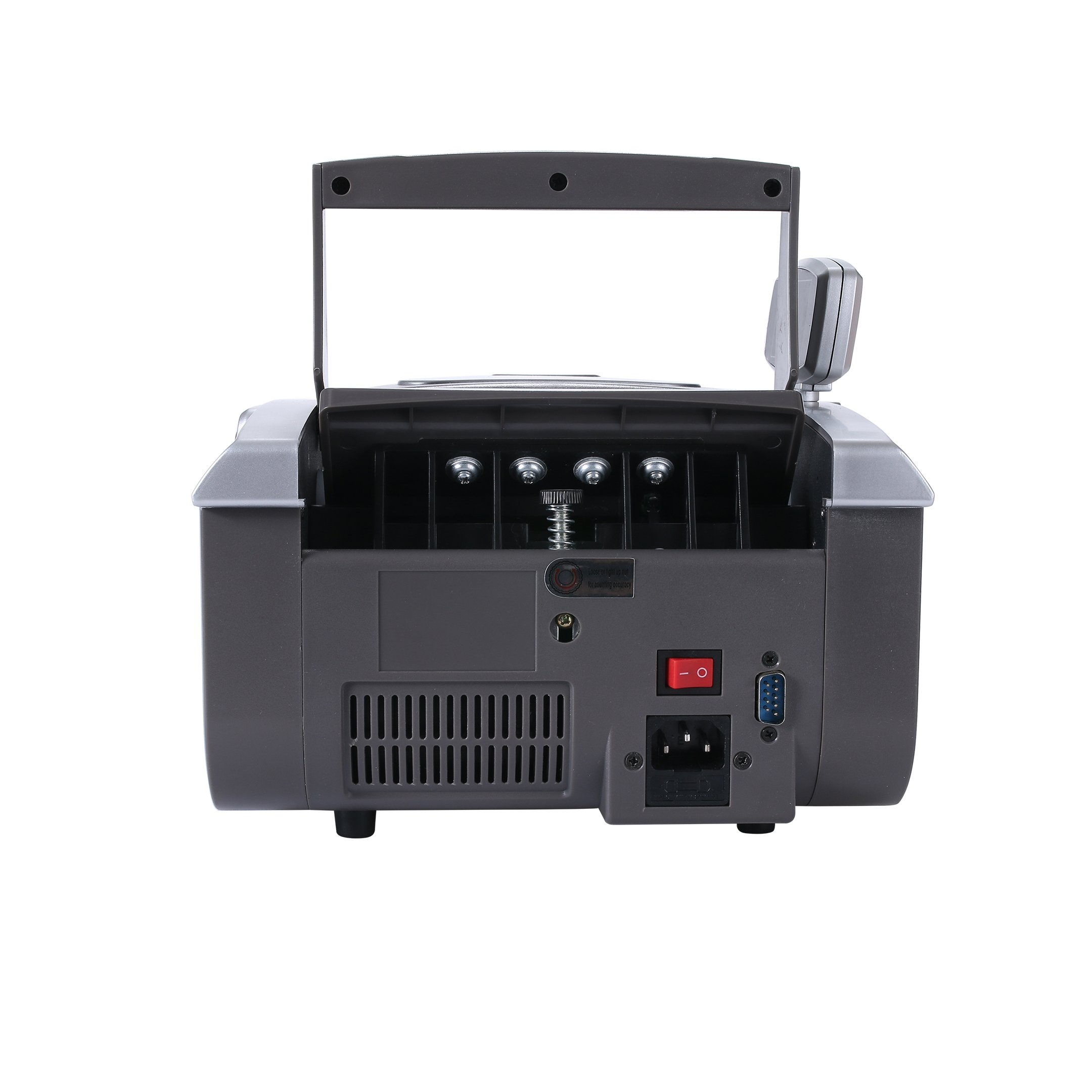 Money Counting LED Display Machine C02 With UV, Magnetic And Infrared Detection