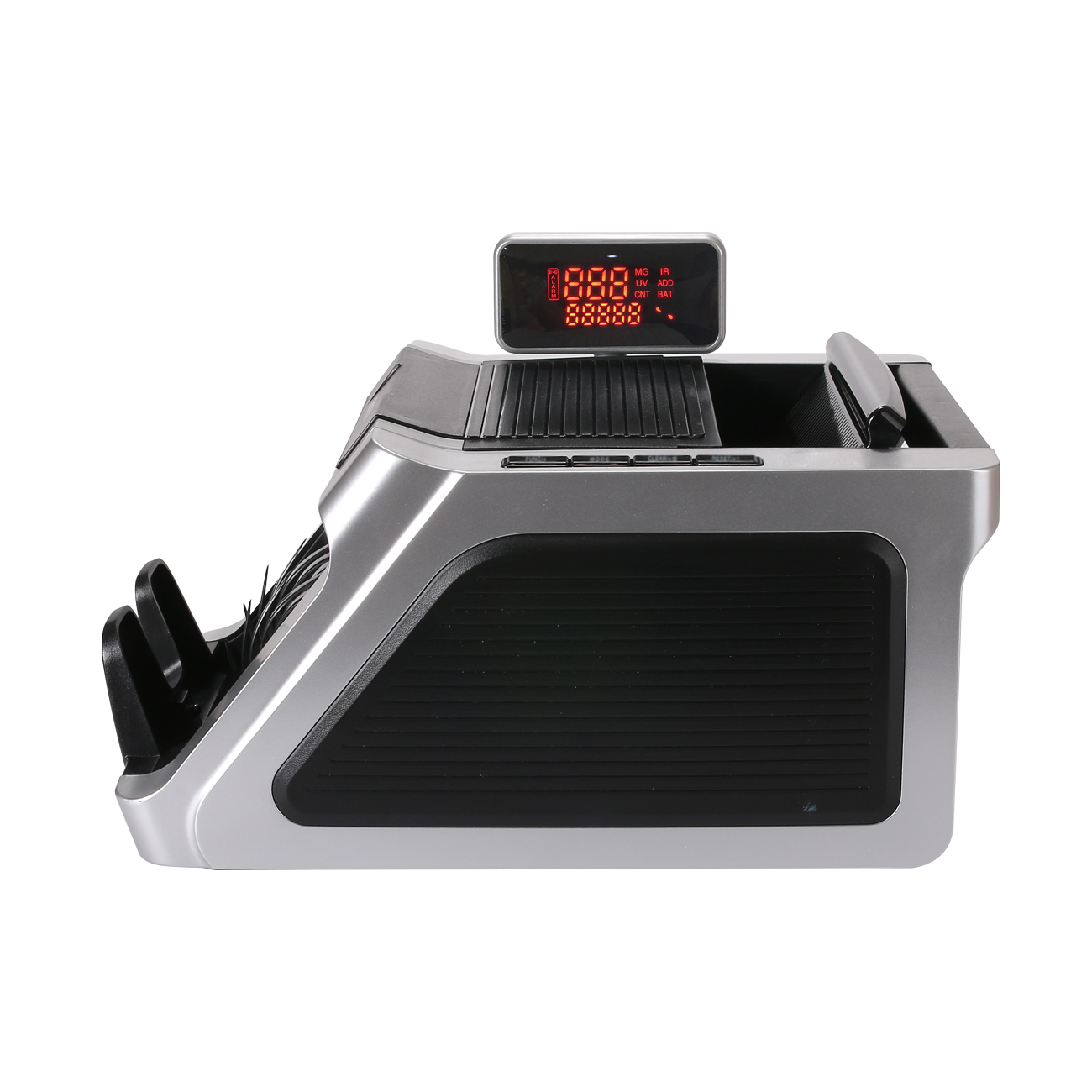Money Counting LED Display Machine C05With UV, Magnetic And Infrared Detection