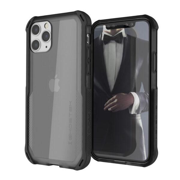 Ghostek Cloak4 Black Shockproof Hybrid Case for Apple iPhone 11 Pro
