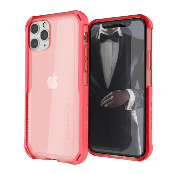 Ghostek Cloak4 Pink Shockproof Hybrid Case for Apple iPhone 11 Pro