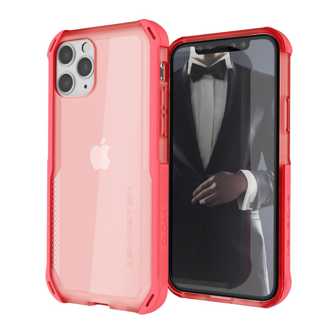 Cloak4 Pink Shockproof Hybrid Case for Apple iPhone 11 Pro