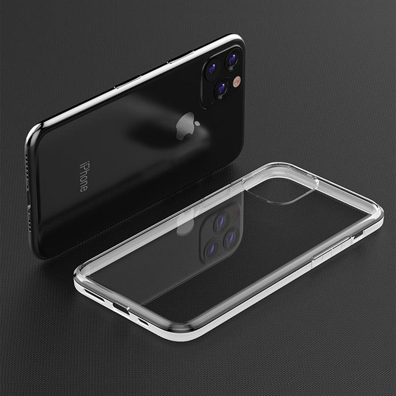 High Quality 2MM TPU Case For APPLE IPHONE 11 PRO MAX