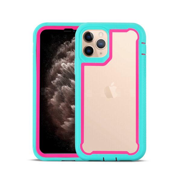 Reiko APPLE IPHONE 11 PRO MAX Bumper Case In Blue