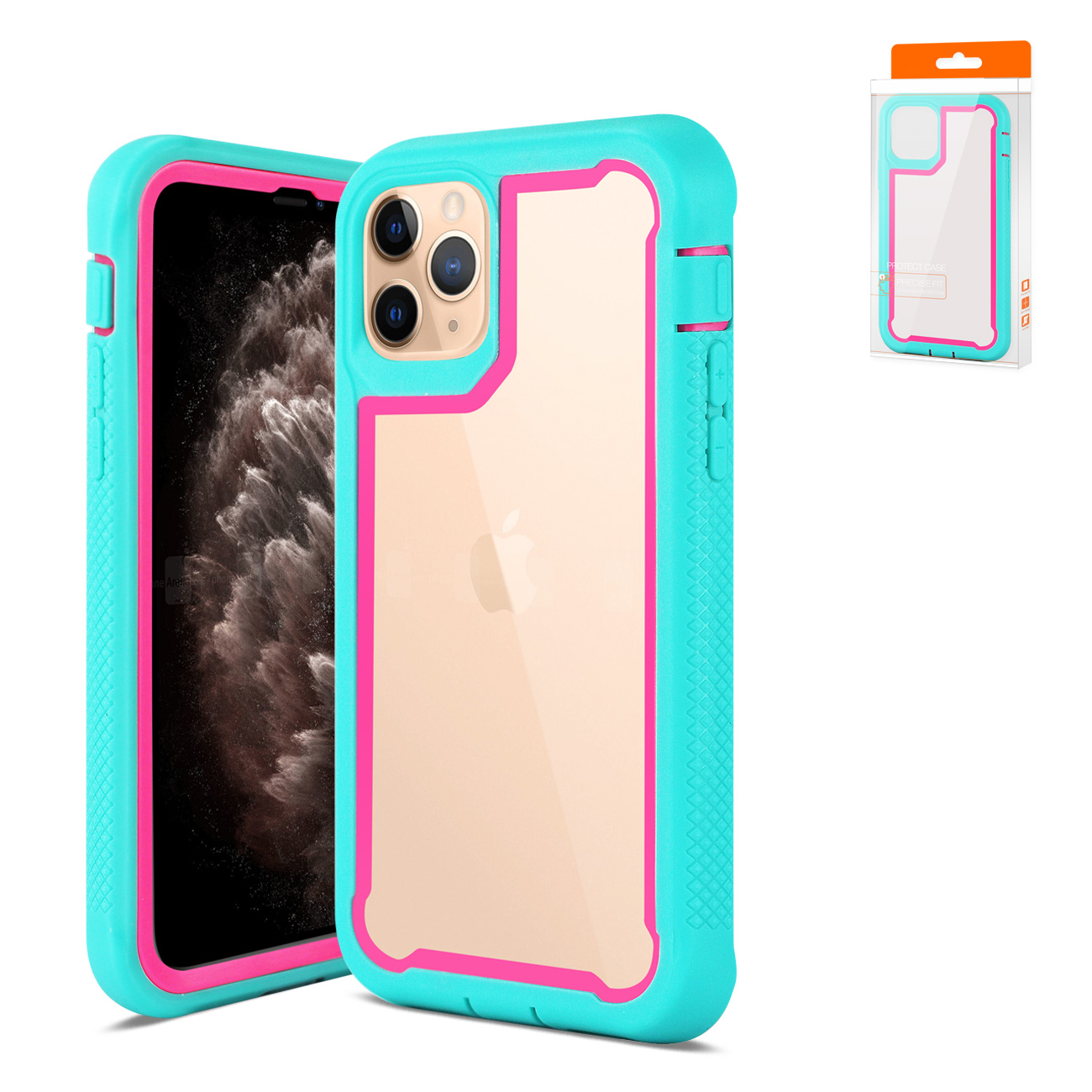 APPLE IPHONE 11 PRO Bumper Case In Blue