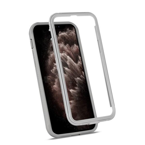 Reiko APPLE IPHONE 11 PRO Bumper Case In Silver