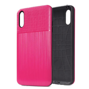 Reiko SAMSUNG GALAXY A10/M10E Lightweight Case In Hot Pink