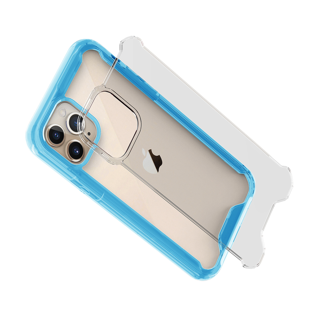 APPLE IPHONE 11 PRO MAX High Quality TPU Case In Blue
