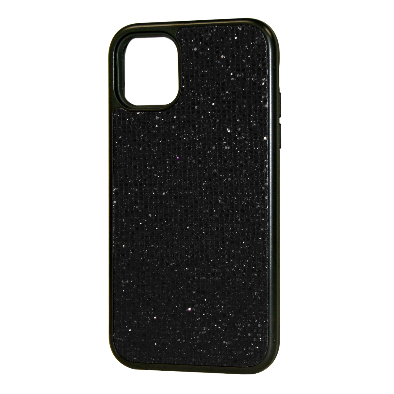 DIAMOND RHINESTONE Case For APPLE IPHONE 11 In Black