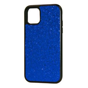 Reiko DIAMOND RHINESTONE Case For APPLE IPHONE 11 In Blue