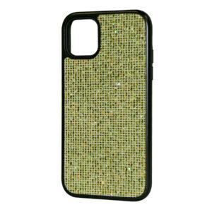 Reiko DIAMOND RHINESTONE Case For APPLE IPHONE 11 In Green