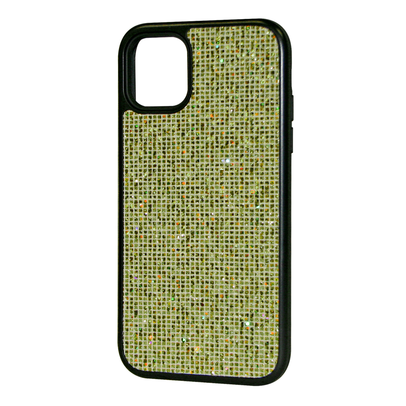 DIAMOND RHINESTONE Case For APPLE IPHONE 11 In Green