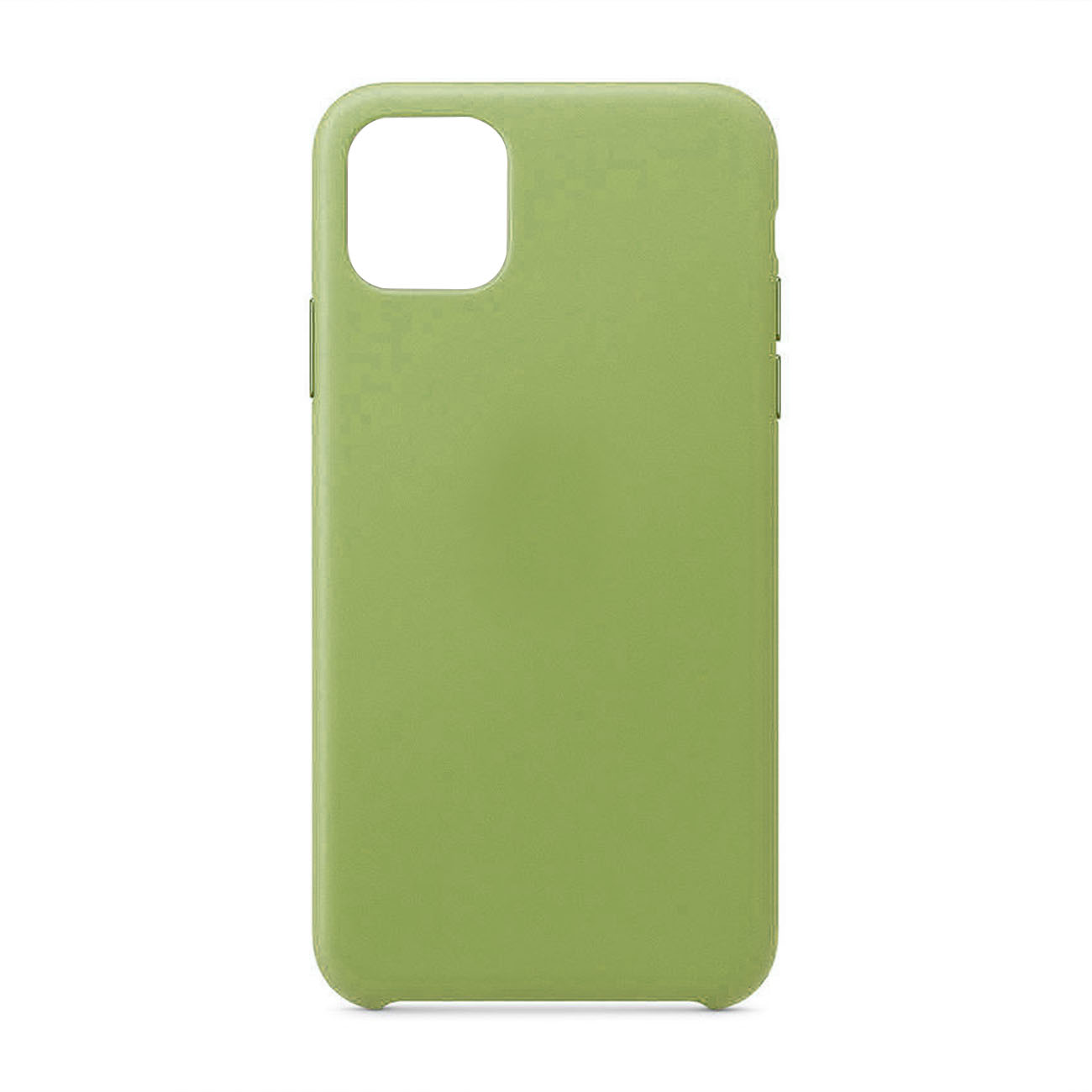 Apple iPhone 11 Pro Max Gummy Cases In Green