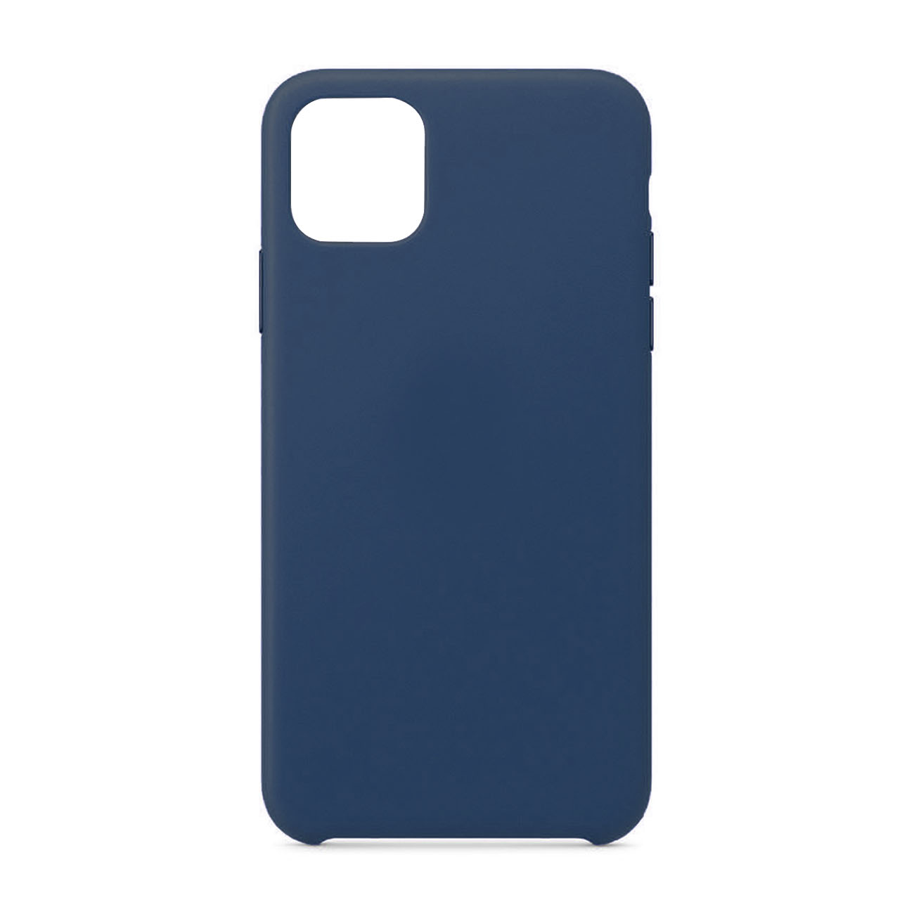 Apple iPhone 11 Pro Max Gummy Cases In Navy