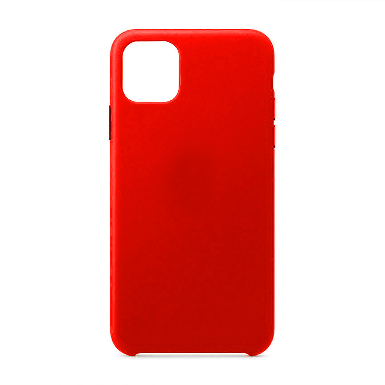 Apple iPhone 11 Pro Gummy Cases In Red