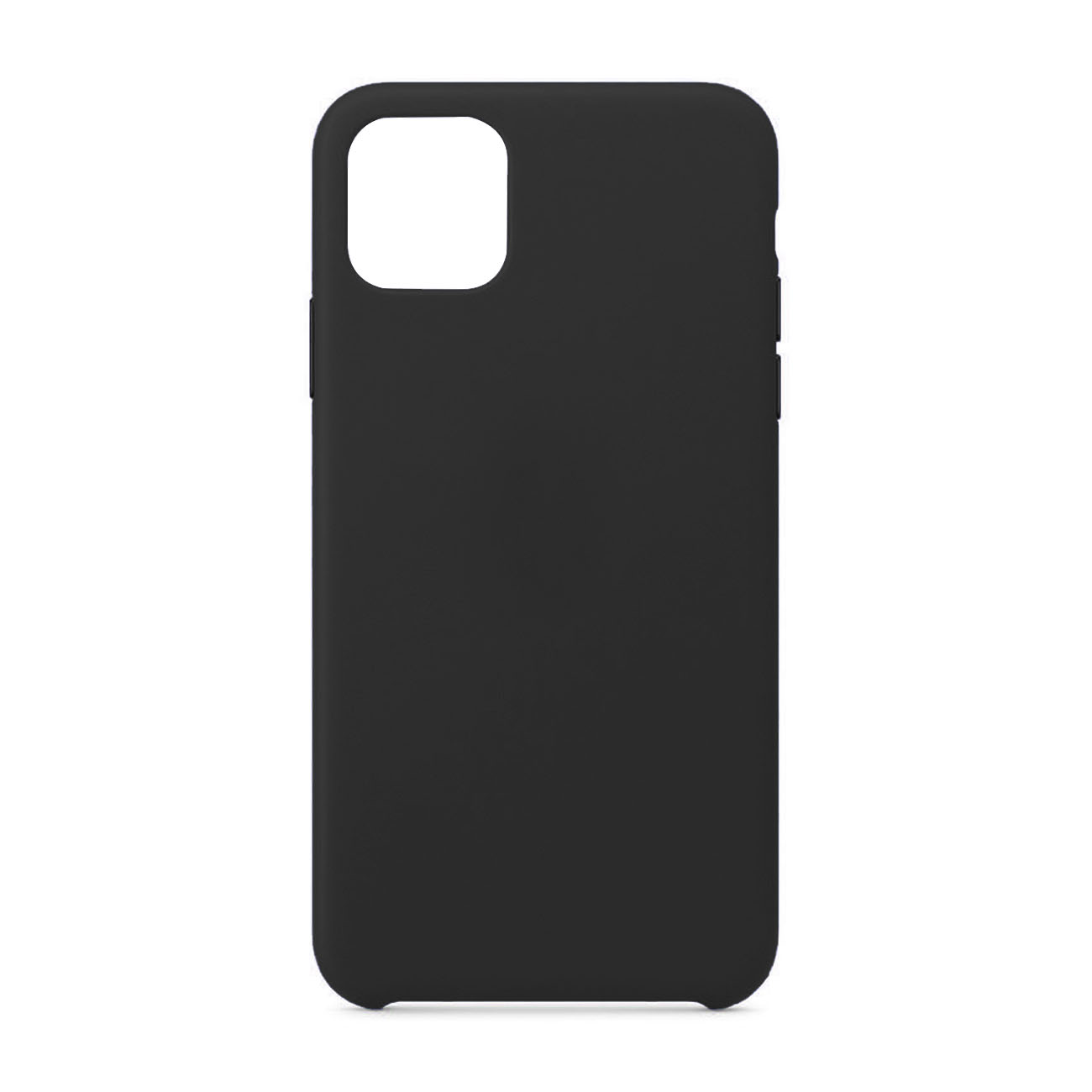 Apple iPhone 11 Gummy Cases In Black
