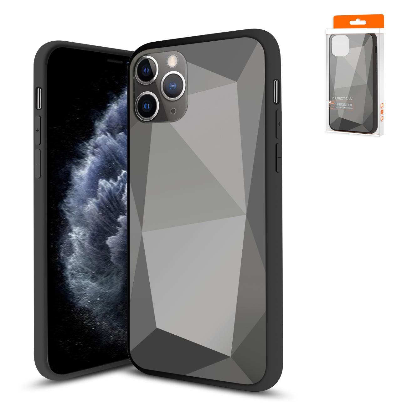 Apple iPhone 11 Pro Max Apple Diamond Cases In Black