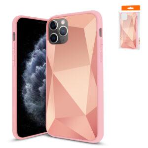 Reiko Apple iPhone 11 Pro Max Apple Diamond Cases In Rose Gold