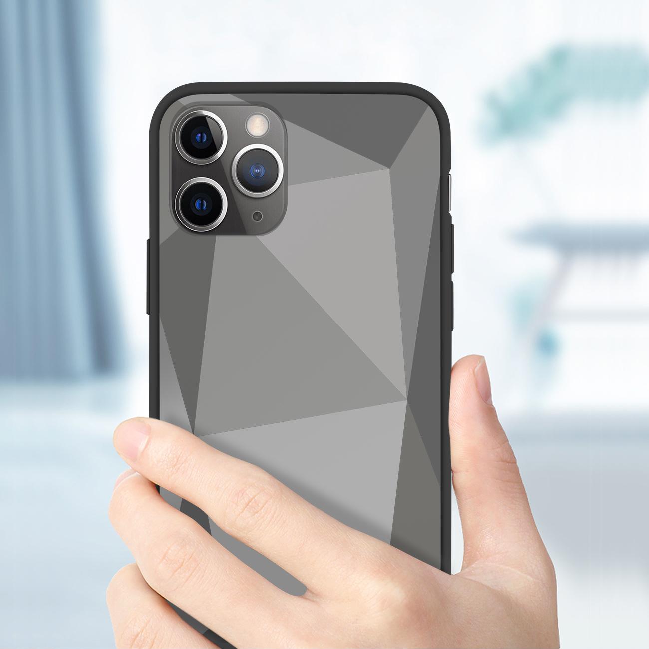Apple iPhone 11 Pro Apple Diamond Cases In Black