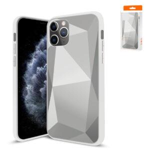 Reiko Apple iPhone 11 Pro Apple Diamond Cases In Silver