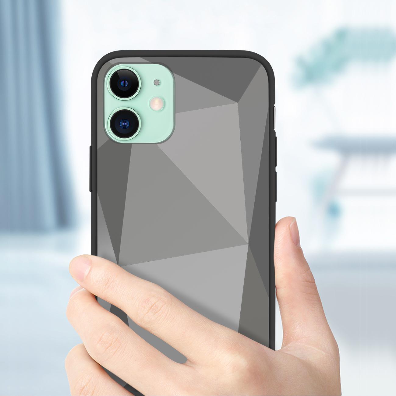 Apple iPhone 11 Apple Diamond Cases In Black