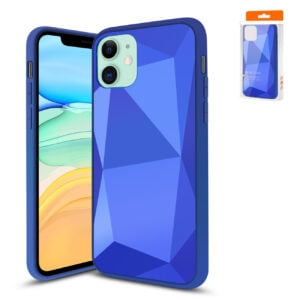 Reiko Apple iPhone 11 Apple Diamond Cases In Blue