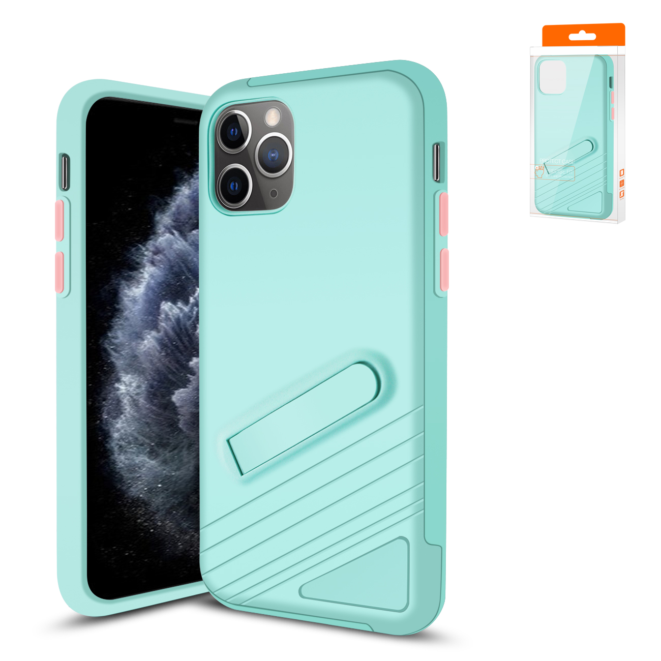 Apple iPhone 11 Pro Armor Cases In Blue