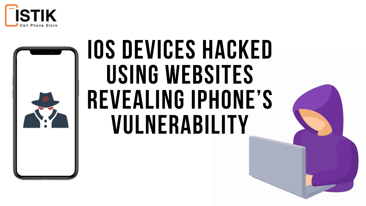 iPhone's Vulnerability Allowed Websites to Hack iOS Devices