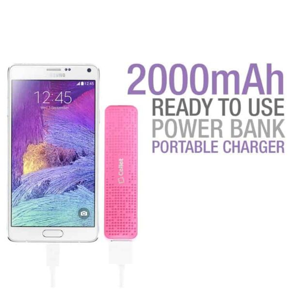 Cellet Power Bank 📲 2000 MAH [Universal]