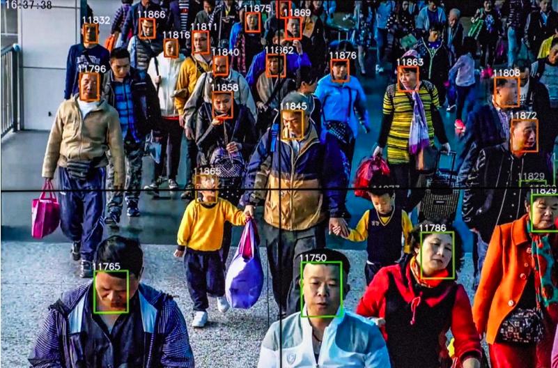 China Mass Surveillance