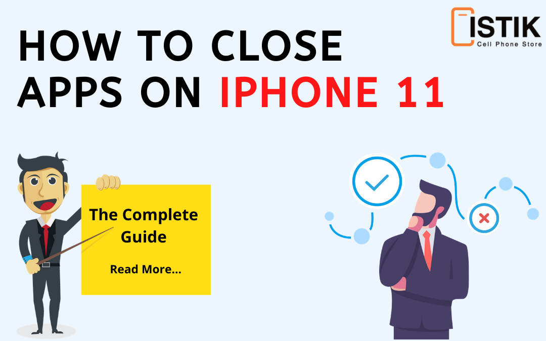 close apps on iphone 11