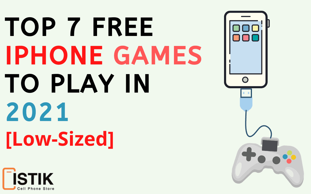 🎮Top 7 Free iPhone Games To Play In 2021